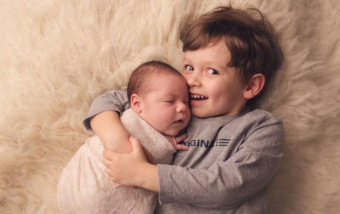Fotografa newborn a Verona - Aurora