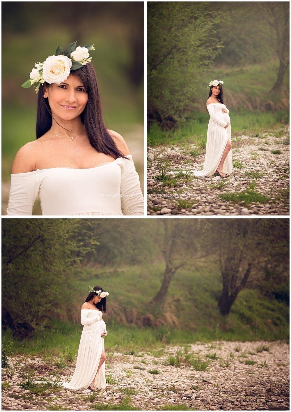 Molto Maria | Servizio fotografico di gravidanza a Verona - Marina  CH76