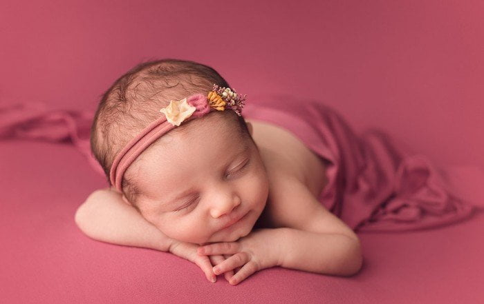 Clio - fotografa di neonati a Verona