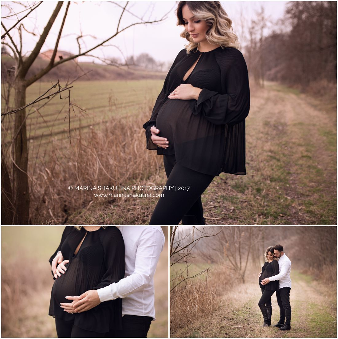 Fotografa di gravidanza a Verona