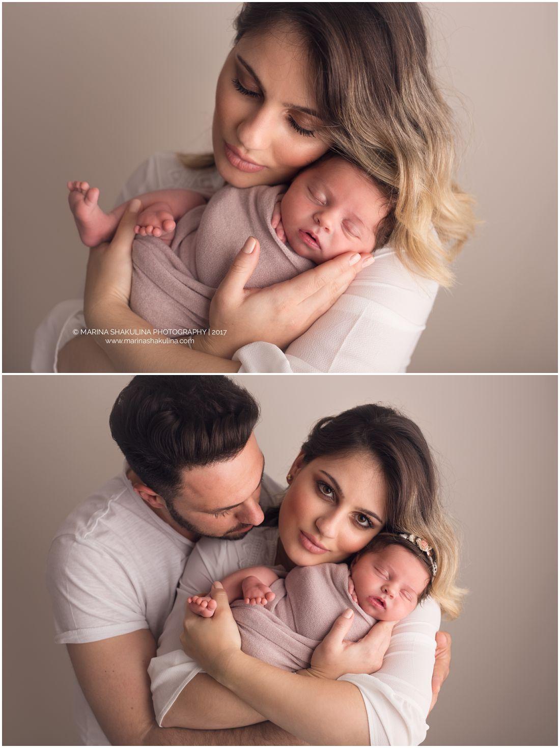 fotografa neonati Verona - genitori