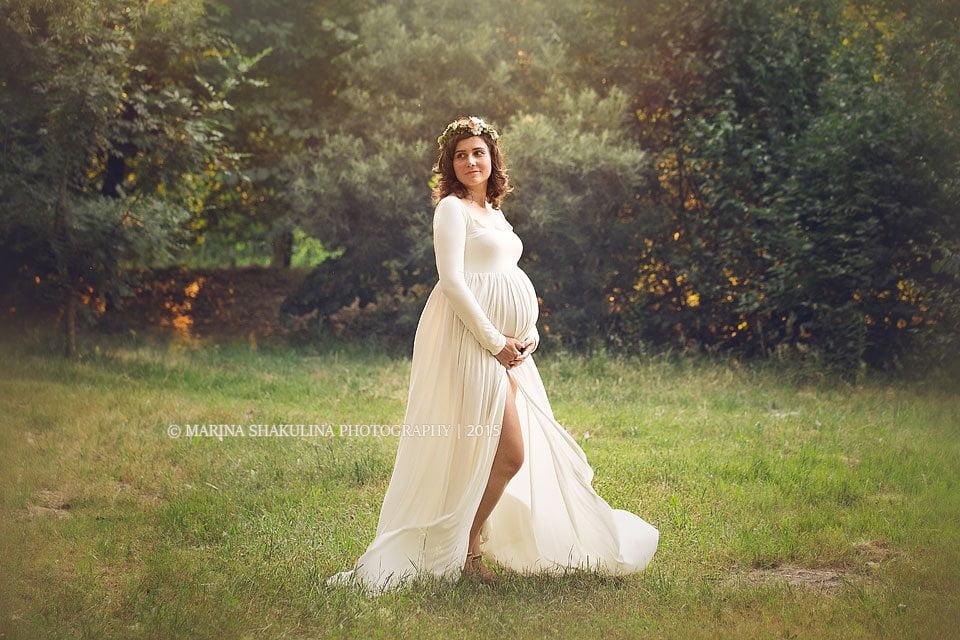 Marina Shakulina Photography - Servizi fotografici di gravidanza