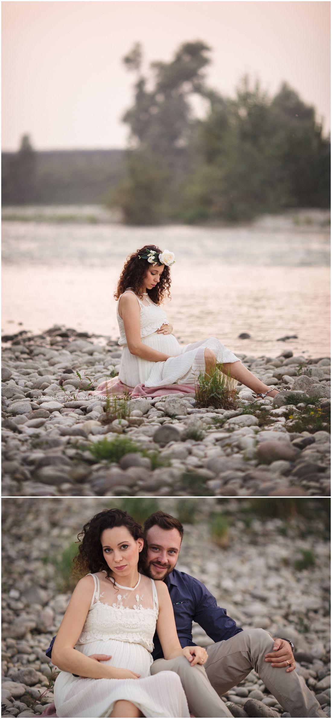 Ritratto di gravidanza a Verona