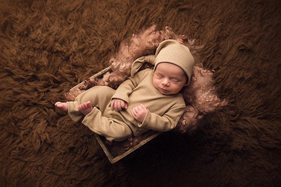 Fotografo neonati a Verona - servizio newborn