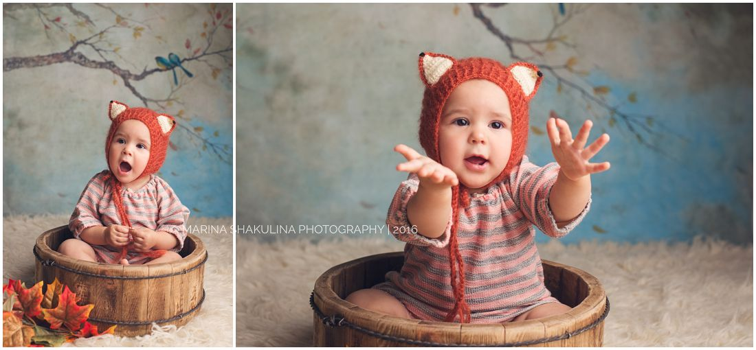 Melissa - fotografa di bambini a Verona