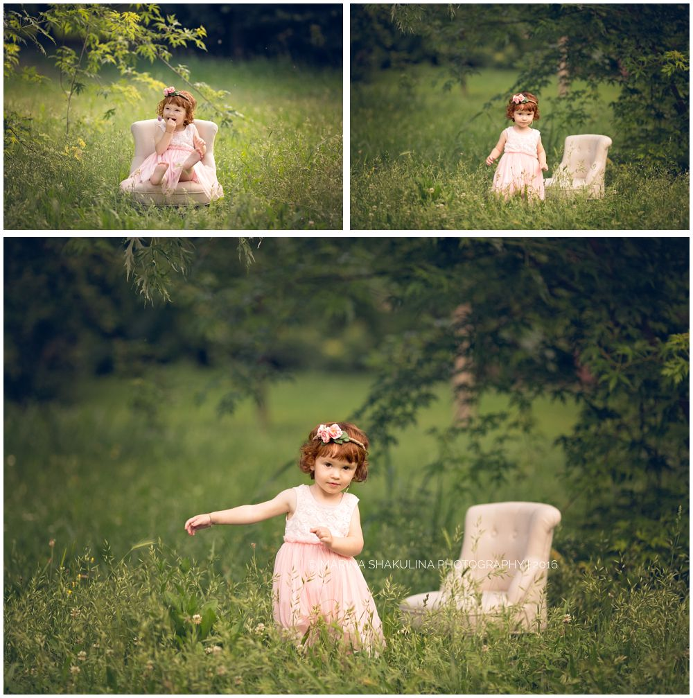 Fotografa di Bambini a Verona - Asia