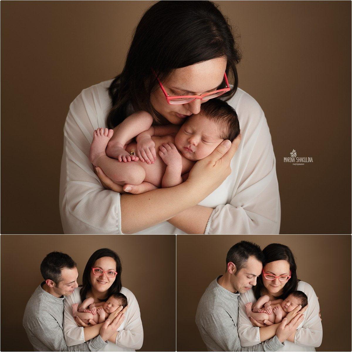 foto neonato a Verona - amorino di mamma e papà