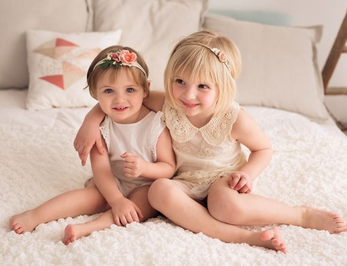 Anita e Gloria | Fotografa bambini
