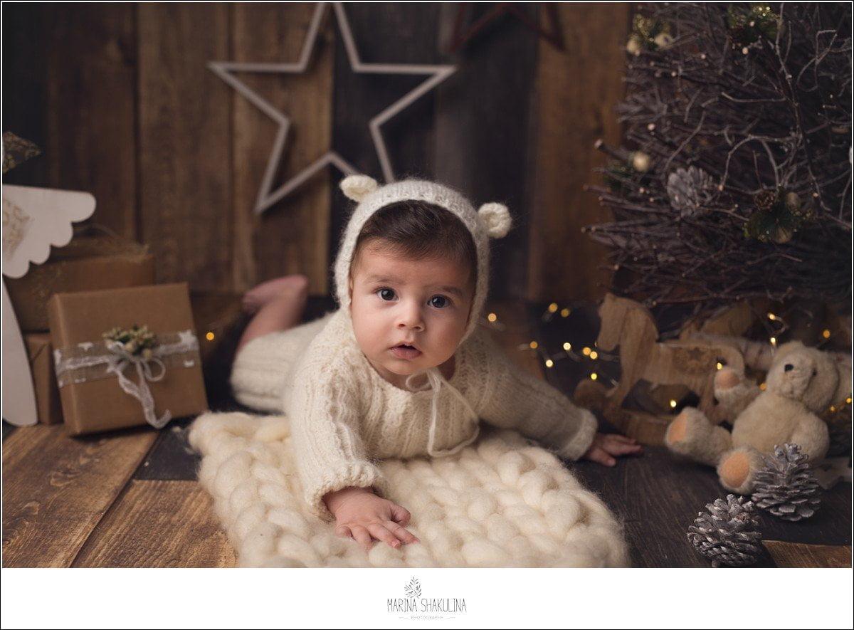 Servizio fotografico di Natale