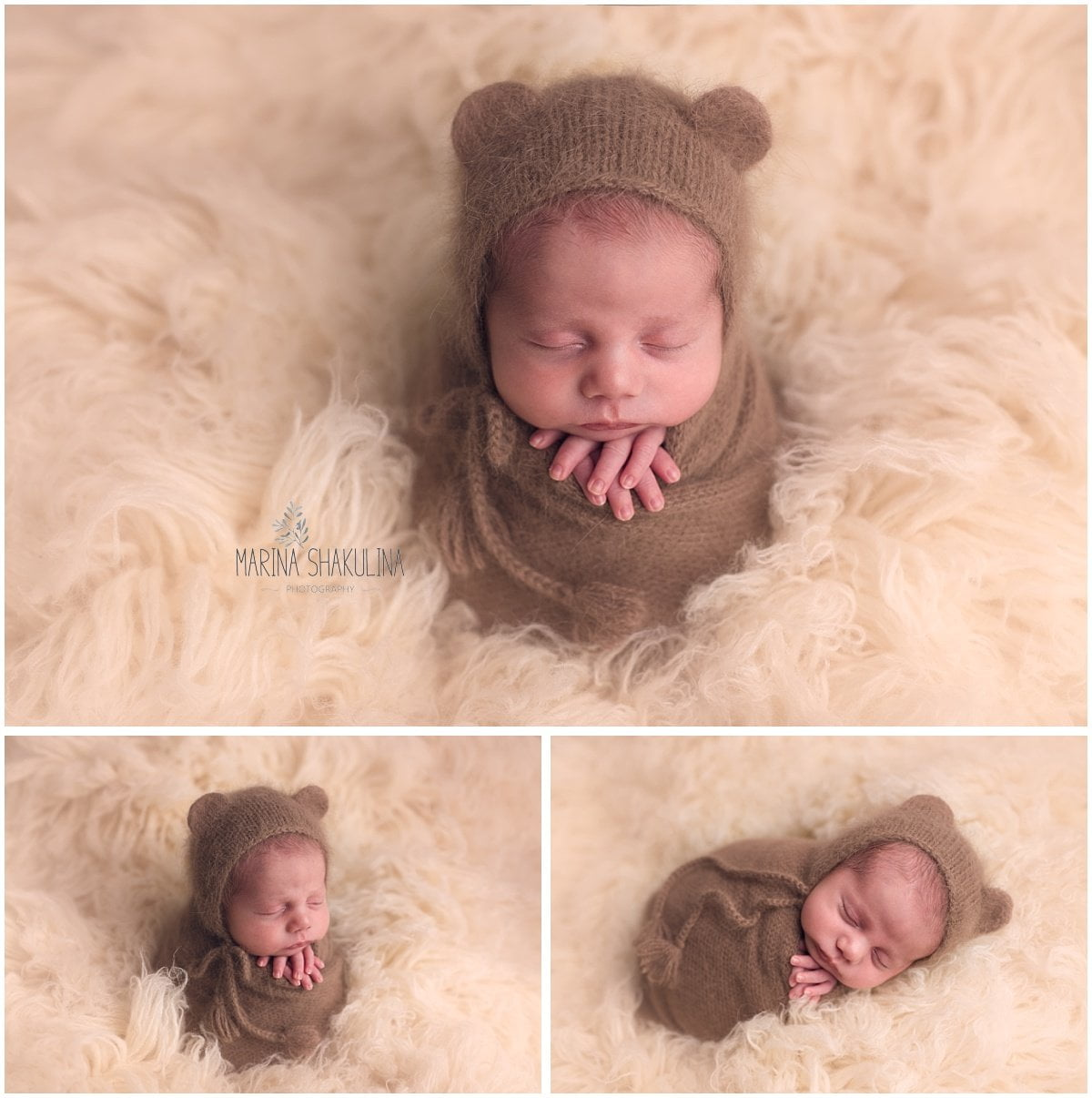 servizi fotografici di neonati a Verona