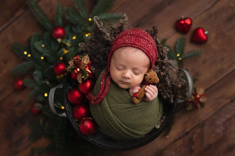 Servizio newborn dolce fagottino