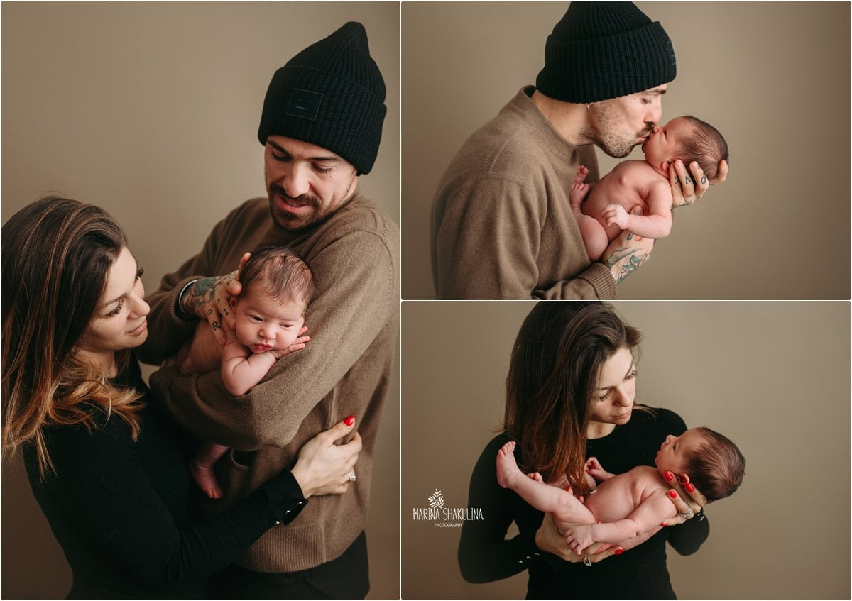 servizio fotografico newborn